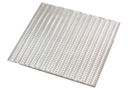 Acustimet fire retardant sound absorber sample
